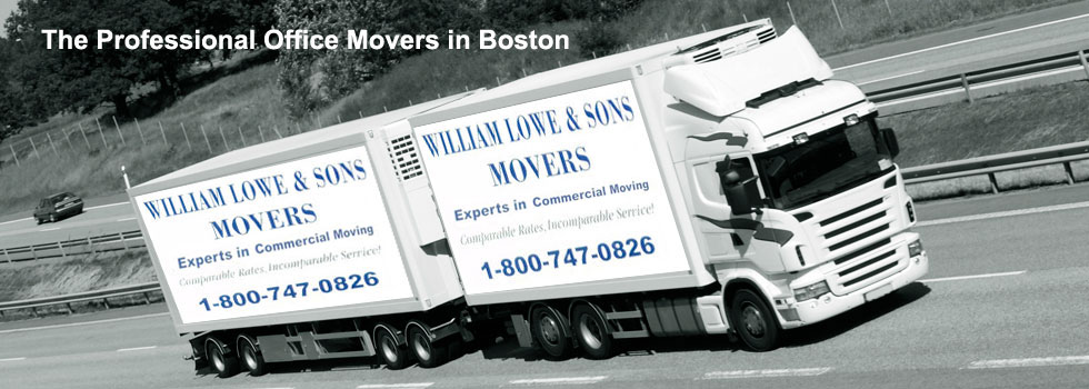 Office Movers Boston